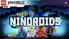 Ninja Go: Нападение ниндроидов