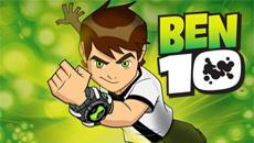 Бен 10: Онлайн раскраска