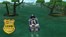Лего Полиция на реке