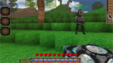 Minecraft: Block story