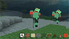Майнкрафт: Нападение Зомби