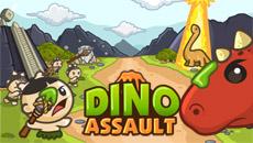 Tower Defense: Атака Динозавров