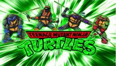 Черепашки ниндзя: Битва на реке