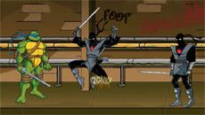 TMNT: Спасение Сплинтера