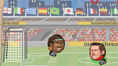 Футбол головами 3