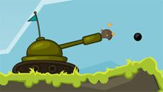 Танковая дуэль